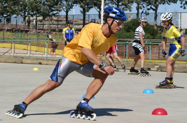 Inline Skating Pro Line Sports Frank Jakob