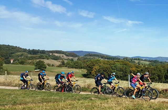 Mountainbike Truppe Pro Line Sports