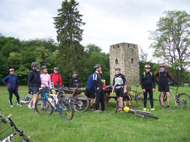 bike tour pause