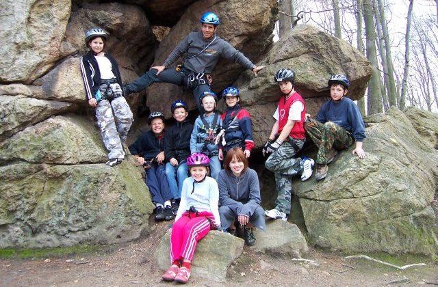 kletter kindergruppe