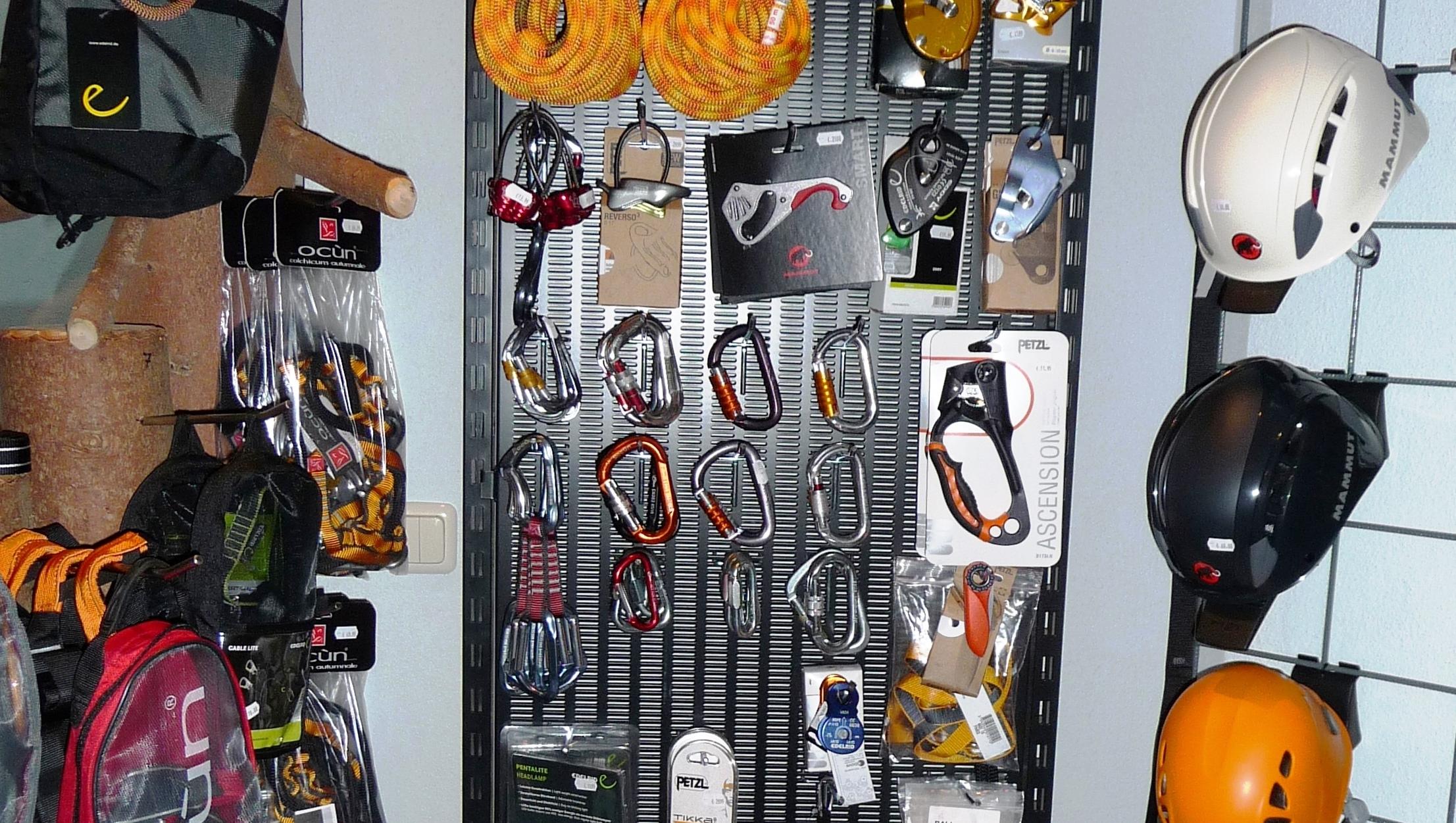 Abteilung Klettern I