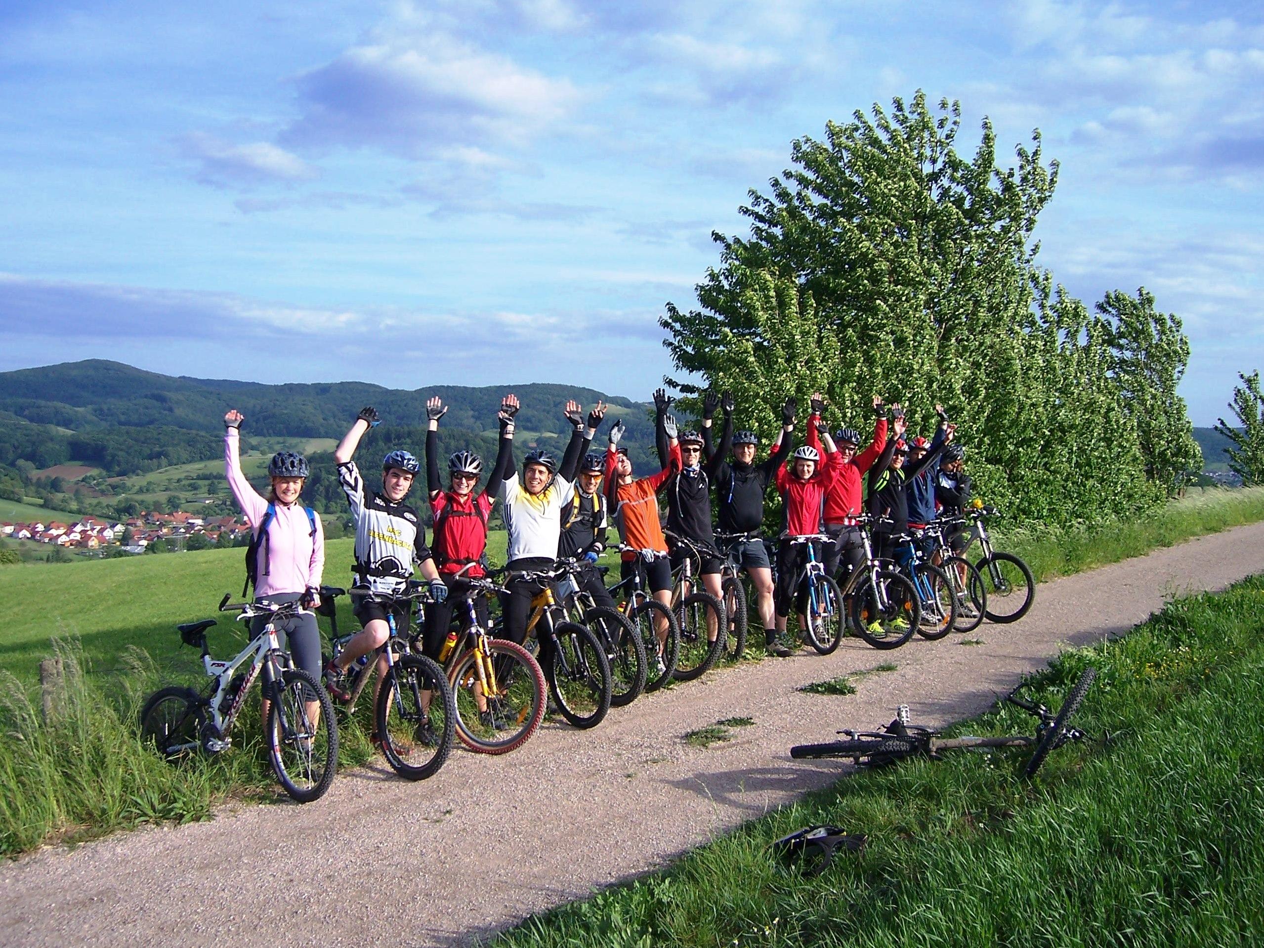 Bike Gruppe