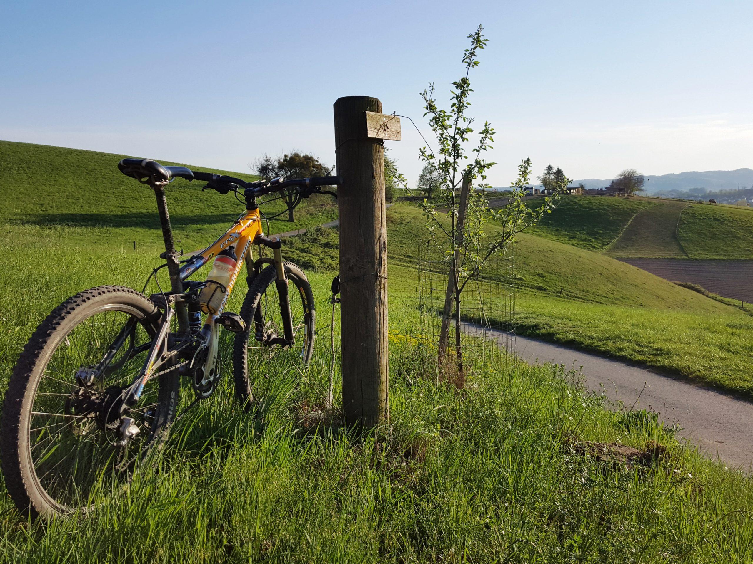 Bike Landschaft