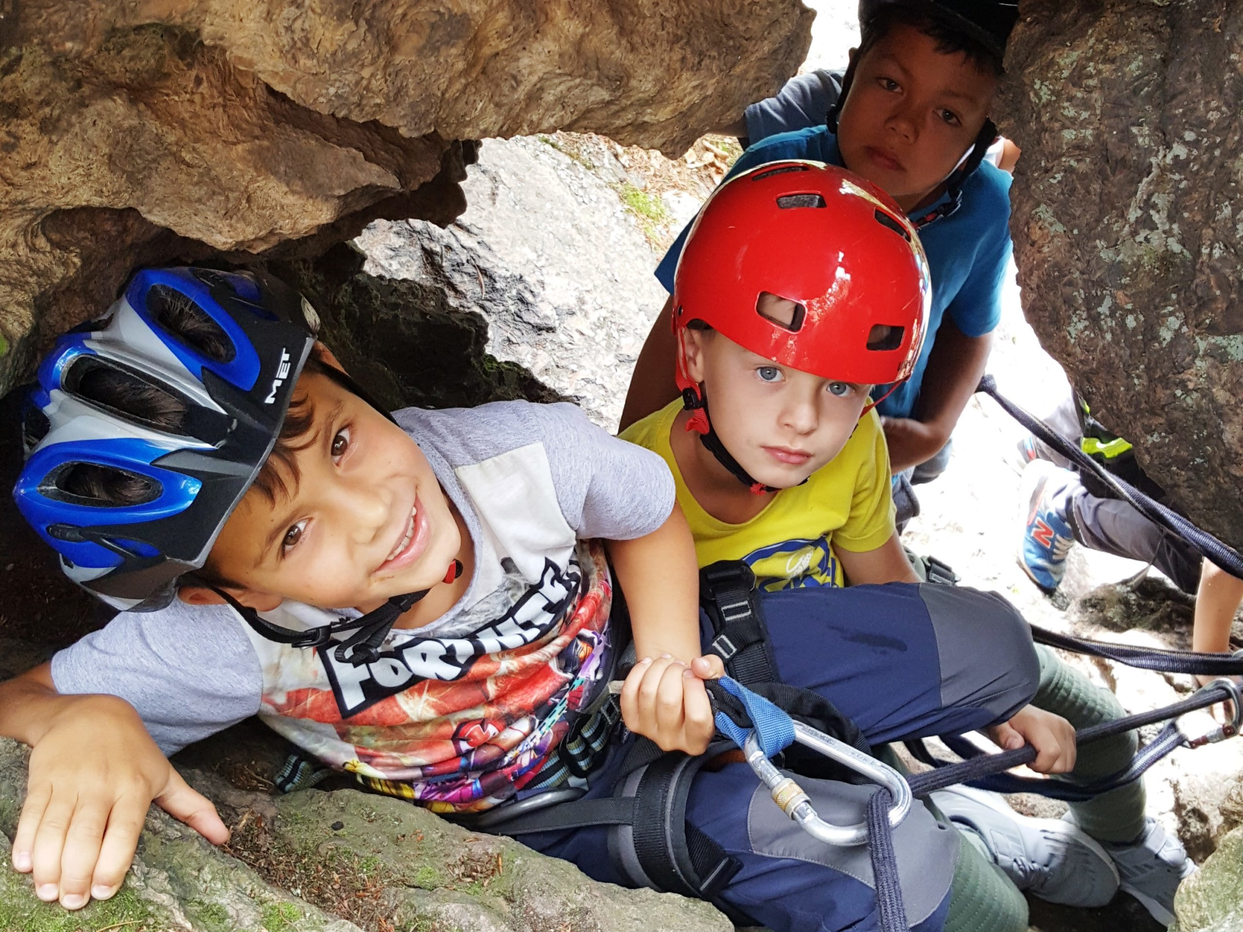 Klettern Kids Leon