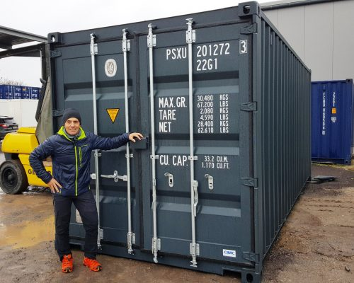 Container-SUP-Station