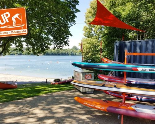Pro line sports SUP Station Waidsee 8